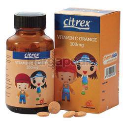 Citrex Vitamin C Orange 100mg 90s