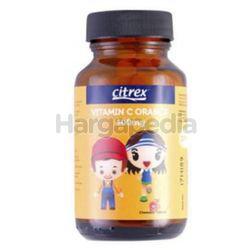 Citrex Vitamin C Junior 100mg 30s