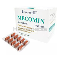 Live-Well Mecomin 500mg 90s