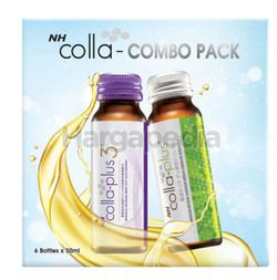NH Colla Plus Combo Pack 6x50ml