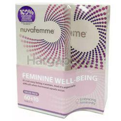 Nuvafemme Feminine Well-Being 60s+10s