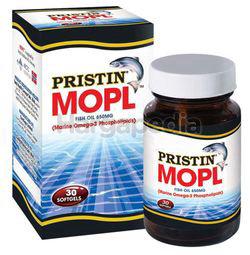 Pristin MOPL Omega-3 Fish Oil 650mg 30s
