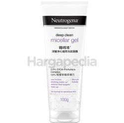 Neutrogena Deep Clean Micellar Gel Makeup Remover 100gm