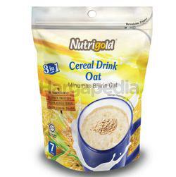 Nutrigold 3 in 1 Cereal Drink Oat 7x30gm