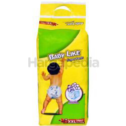 Baby Like Super Pants Diapers XXL34