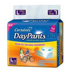 Certainty Daypants Adult Diapers L9