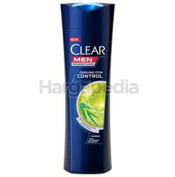 Clear Men Cooling Itch Control Shampoo 165ml