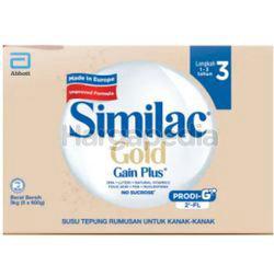 Similac Gold Gain Plus 3kg