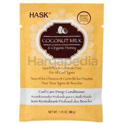 Hask Deep Conditioner Coconut Milk & Organic Honey 50ml