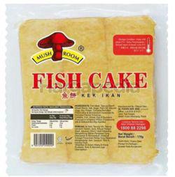 Mushroom Fish Cake 170gm