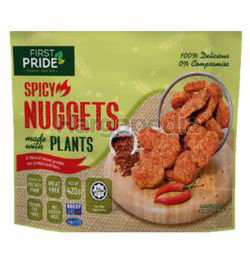 First Pride Spicy Nuggets Made With Plants 420gm