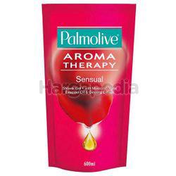 Palmolive Aromatherapy Shower Gel Refill Sensual 600ml