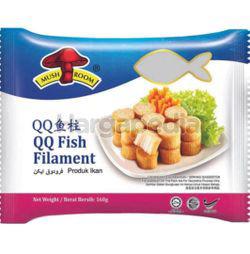 Mushroom QQ Fish Filament QQ 130gm