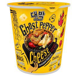 Mamee Daebak Ghost Pepper Spicy Chicken Cheese Cup 80gm