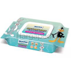 Diapex Soft Baby Wipes Allergen Free Fragrance 80s