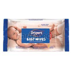 Drypers Baby Wipes 100s