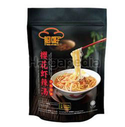 Red Chef Spicy Sakura Prawn Soup Rice Vermicelli & Noodle 115gm