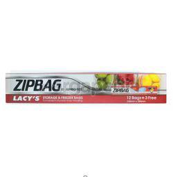 Lacy's ZipBag Jumbo Size 330mm x 380mm 15s