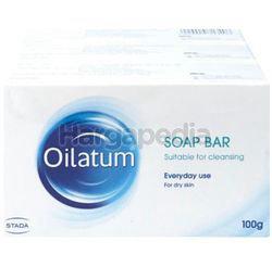 Oilatum Bar Soap 3x100gm