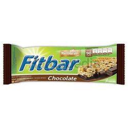 Fitbar Crispy Rice Bar Chocolate 25gm