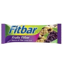 Fitbar Crispy Rice Bar Fruits 25gm