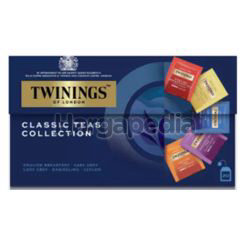 Twinings Classic Teas Collection 20x2gm