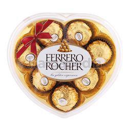 Ferrero Rocher T8 Heart 100gm