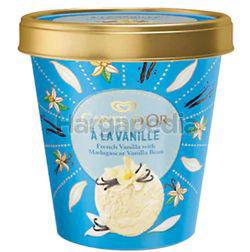 Wall's Carte D'Or Vanilla Ice Cream 410ml