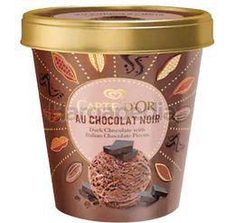 Wall's Carte D'Or Dark Chocolate Ice Cream 410ml