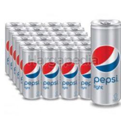 Pepsi Light Can 24x320ml