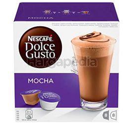 Nescafe Dolce Gusto Mocha Coffee 16s