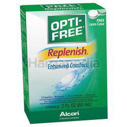 Alcon Opti-Free Replenish Multipurpose Disinfecting Solution 60ml