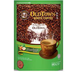 Old Town 3in1 White Coffee Hazelnut 7x38gm