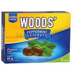 Woods' Peppermint Drops Original 18s