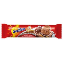 Ovaltine Choco Cream Cookies 130gm