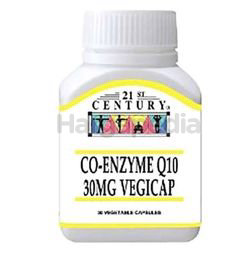 21st Century Co-Enzyme Q10 30mg 30s