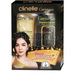 Clinelle Caviar Gold Treatment Concentrate Pack