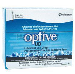 Refresh Optive Ud Eye Drop  30x0.4ml
