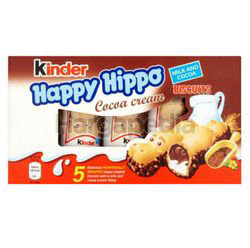 Kinder Happy Hippo Cacao T5 103.5gm