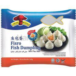 Mushroom Fisro Fish Dumplings 160gm