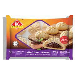 KG Pastry Mini Bun Kurma  9s 270gm