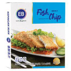 EB Fish Chips 500gm
