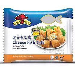 Mushroom Cheese Fish Tofu 160gm