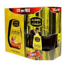 Al-Shifa Natural Honey 500gm + 125gm