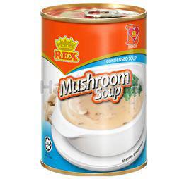 Rex Mushroom Cream Soup 300gm