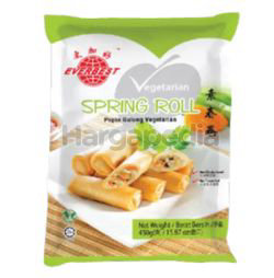 Everbest Vegetarian Spring Roll 450gm