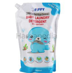Fiffy Baby Laundry Detergent With Softener Refill 1.6lit