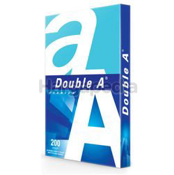 Double A A4 Paper 80gsm 200s
