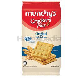Munchy's Crackers Plus Original High Calcium 300gm