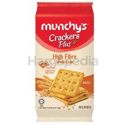 Munchy's Crackers Plus High Fiber Whole Grain 300gm